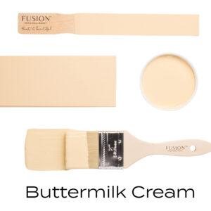 Fusion Mineral Paint - Buttermilk Cream