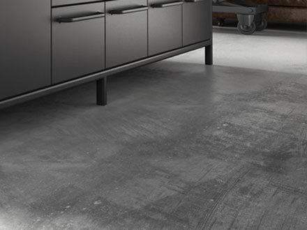 Zelf een Betonlook vloer maken met betonlookverf van Concreto [tips!]