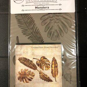 Re-Design-Decor Moulds-Monstera