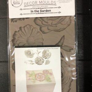 Re-Design-Decor Moulds-In The Garden