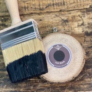 Painting the Past - Outdoor verf- Soft Black