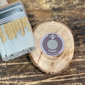 Painting the Past - Outdoor verf- Verdigris