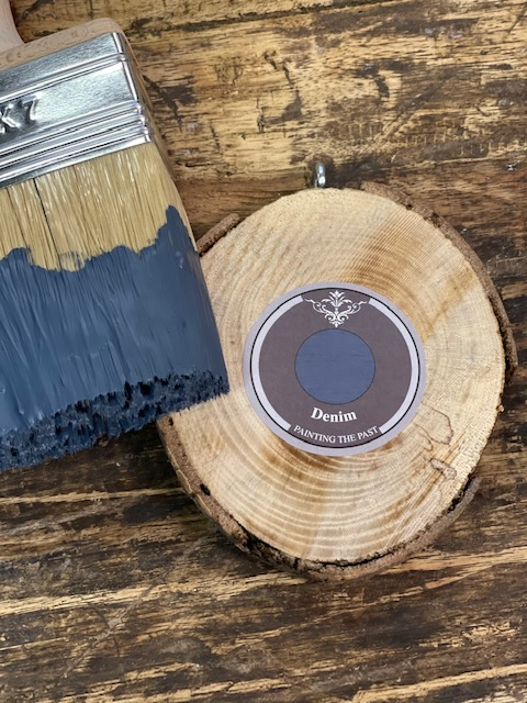 Painting the Past - Outdoor verf- Denim