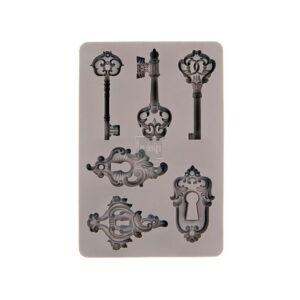 Re-Design-Decor Moulds-Keys