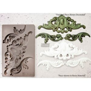 Re-Design-Decor Moulds-Thorton Medallion