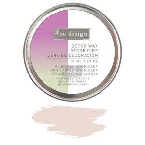Redesign- Decor Wax - Milky Way Iridescent- 50 ml