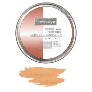 Redesign- Decor Wax -Brass- 50 ml