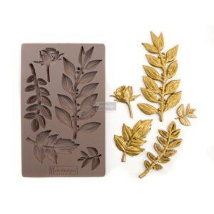 Re-Design-Decor Moulds-Leafy Blossoms