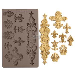 re-design-decor-moulds-fleur-de-lis