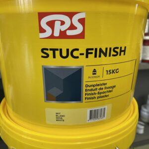 Stuc & Finish Dunpleister van SPS