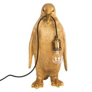 Dieren lamp Gouden Pinquin