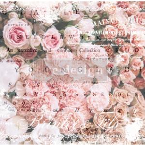 Decoupage papier van Redesign- Angelic Rose garden