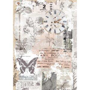 Decoupage papier van Redesign- Herbs Memory