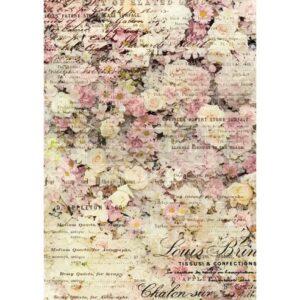 decoupage papier -Floral-Dream