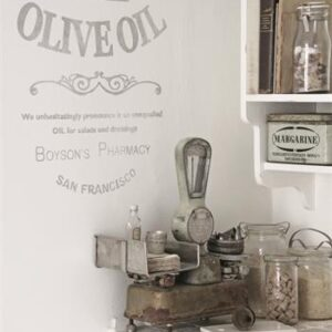 Sjabloon Pure Olive Oil