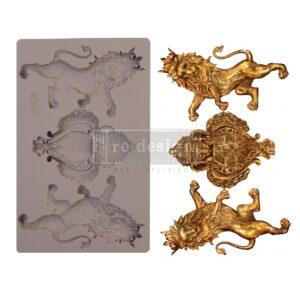 Redesign- Decoratie Mal - Royal Emblem