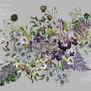 Redesign - Decoratie - Transfer - Vigorous Violet