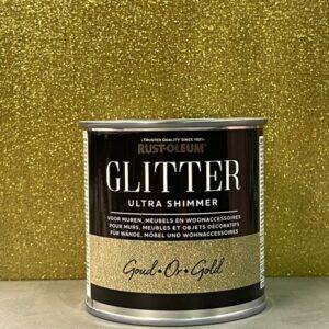 Glitterlak - Goud - Ultra Shimmer