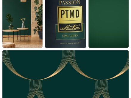 PTMD Paint- Opal Green