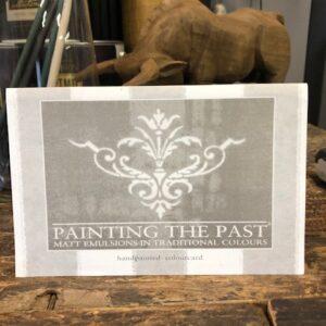 Set kleurkaarten van Painting The Past