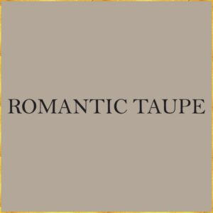 PTMD verf - Romantic Taupe