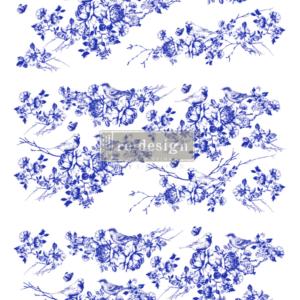 Redesign - Decoratietransfer - Peaceful Flight