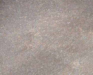 Handgeschilderde kleursample Betonlook verf - Dark Greige