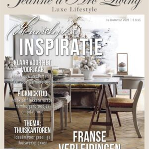Jeanne d'Arc Living Magazine 3 -2021