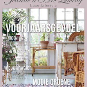 Jeanne d'Arc Living Magazine 4-2021